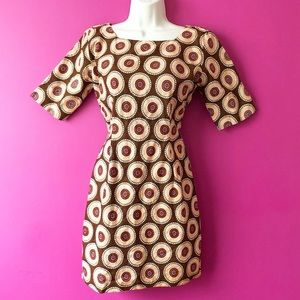 Dresses & Skirts - Authentic African Print Dress Made in Africa